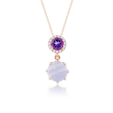 Sky Princess Necklace - JEOEL