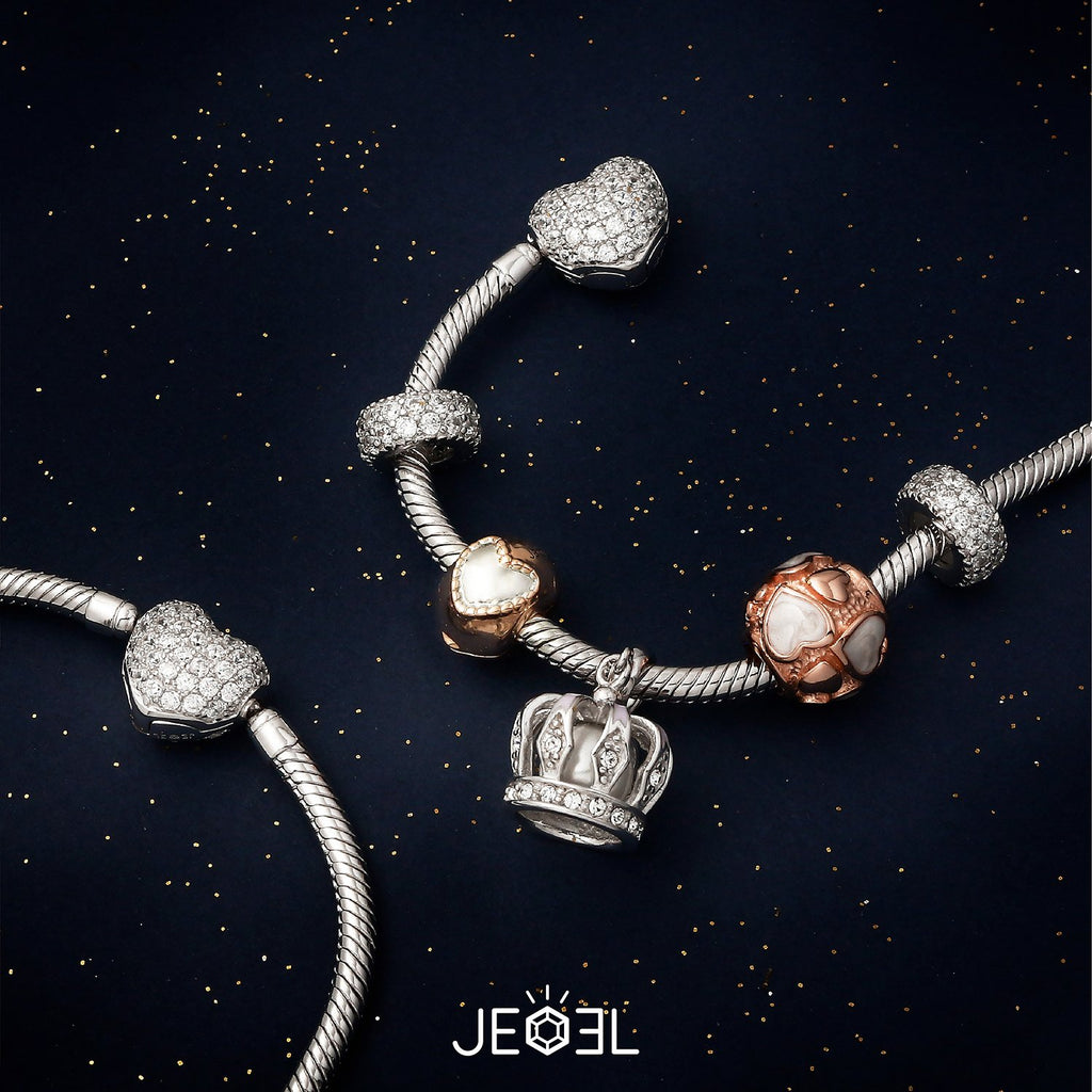 Pearl Crown Bead - JEOEL