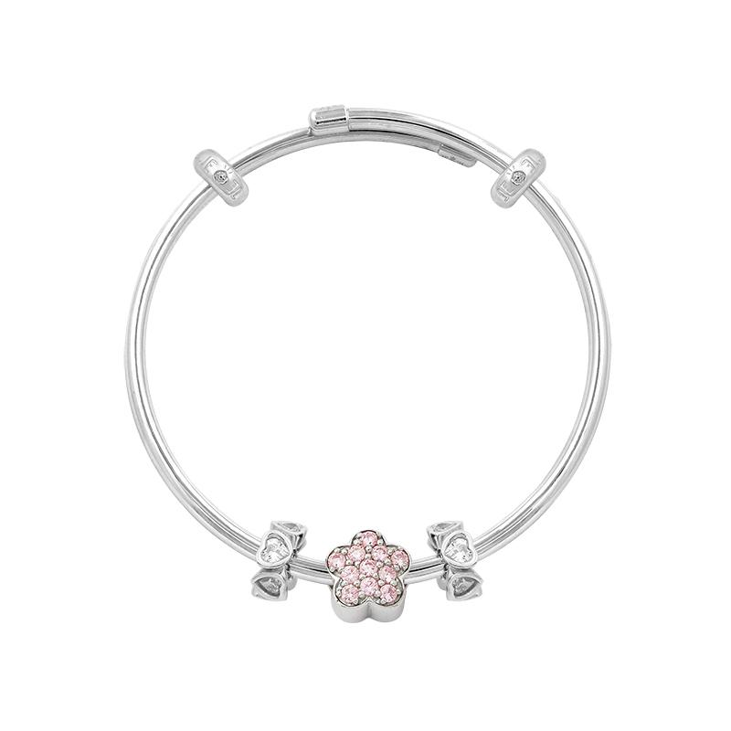Flower Love Bangle Set - JEOEL