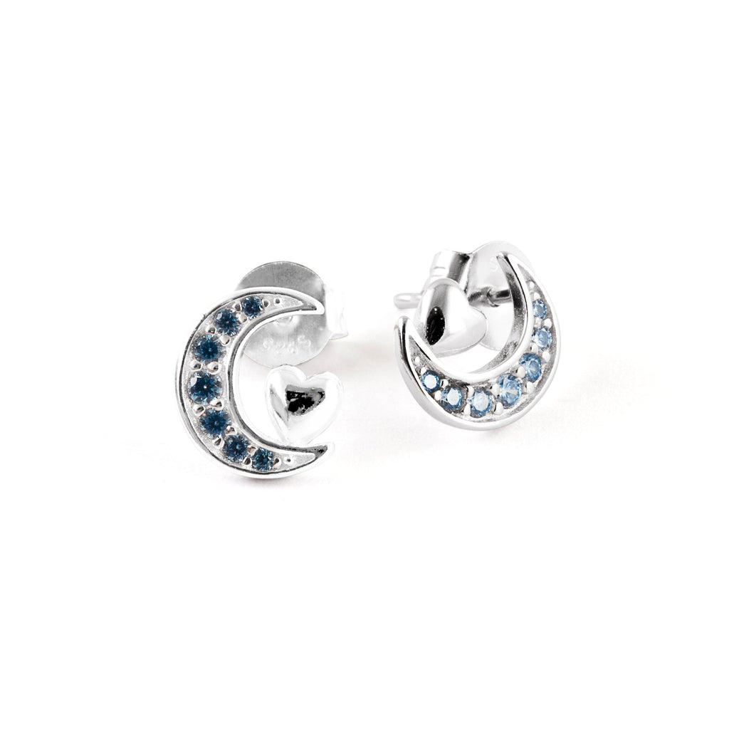 Blue Moon Earrings - JEOEL