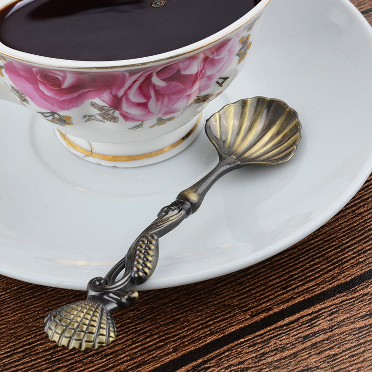 5-Piece Vintage Teaspoon Set