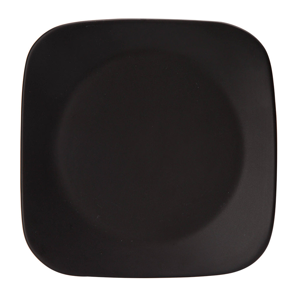 Madly In Love - Pure Black Ceramic Plate collection