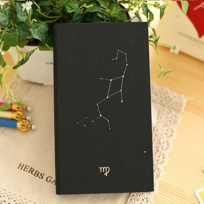 A Zodiac Vintage Diary notebook Collection