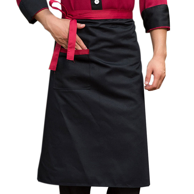 Professional Chef Style Waist Apron