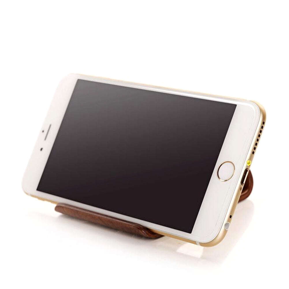 Stylish Curved Mobile Stand Holder