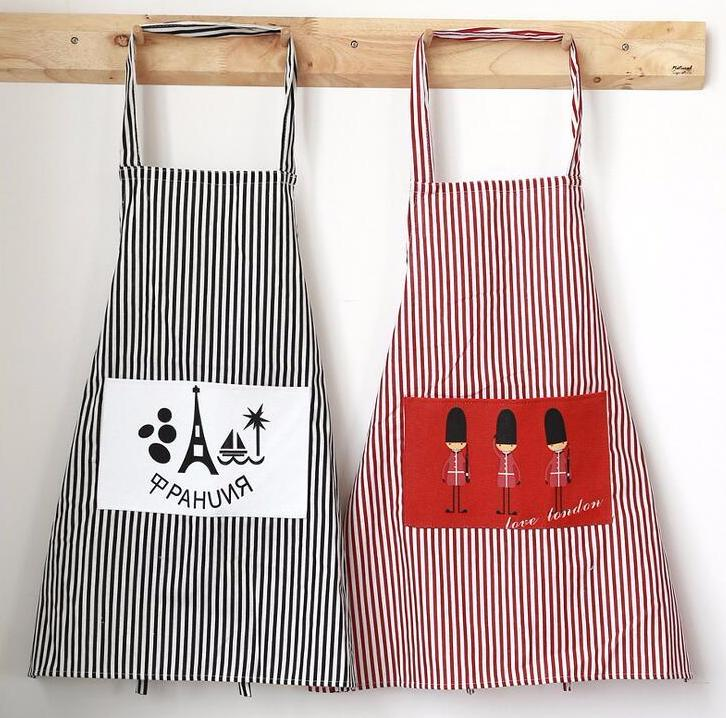Aprons Celebrating London and France