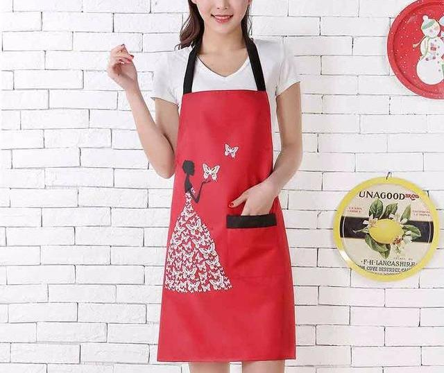 Butterfly Lady Aprons