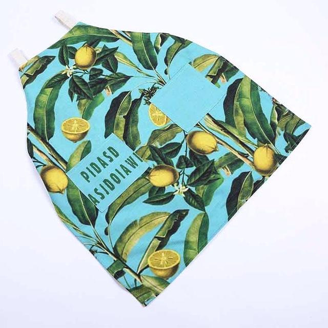 Tropical Citrus Delight Aprons