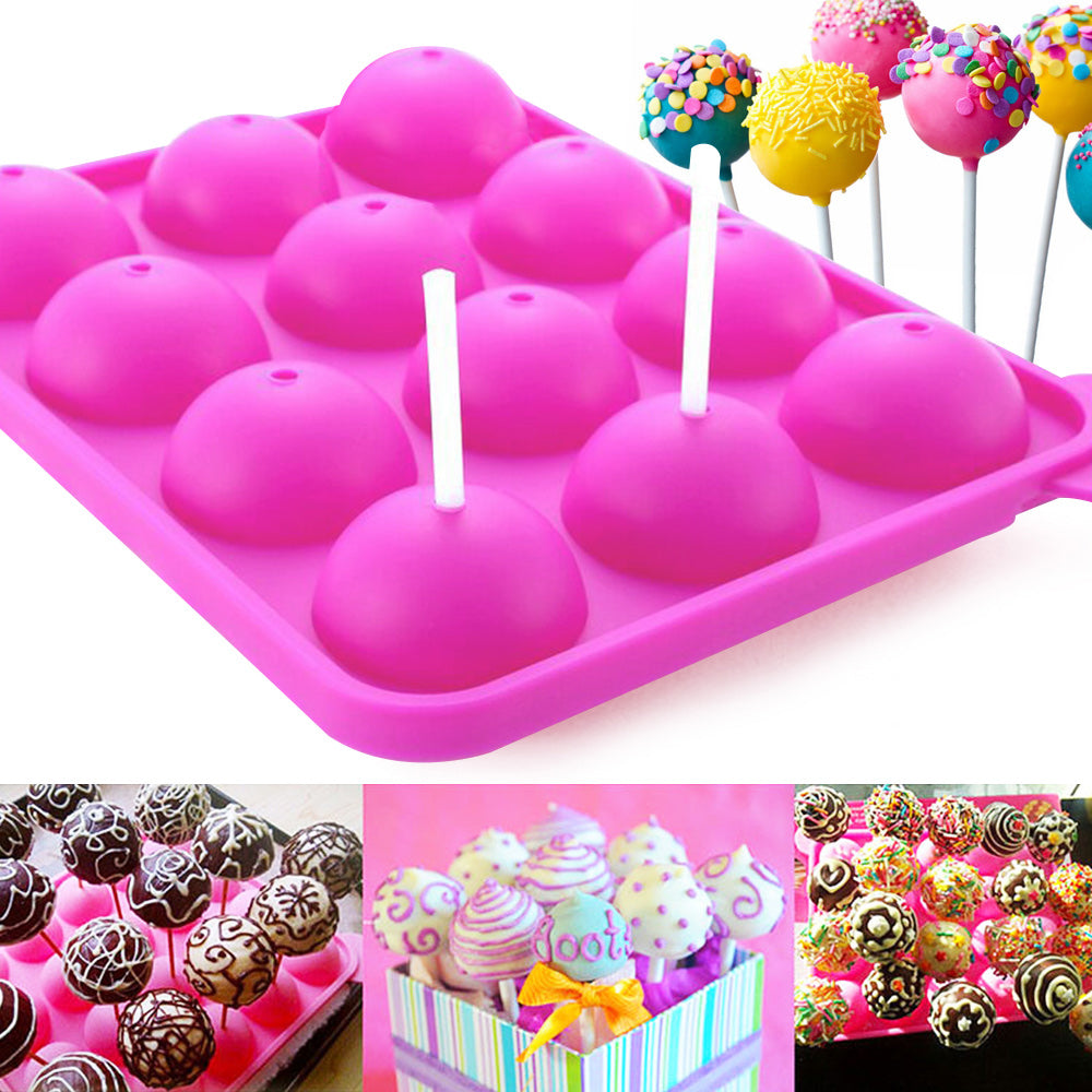 Easy-to-Use Cake-Pop Mold