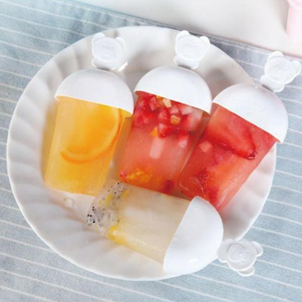 Cute Popsicles with