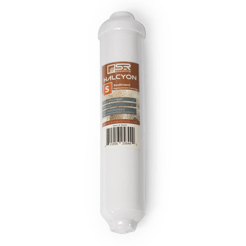 Inline Sediment Filter Cartridge