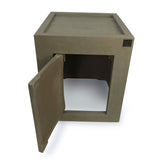 SR Aquaristik Architectural Cement Aquarium Stand 45cm x 45cm