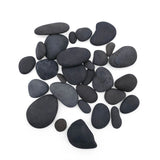 SR Aquaristik Black Beach Pebbles
