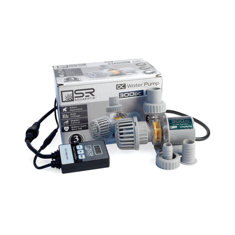 SR Aquaristik DC Electronic Adjustable Flow Return Pumps