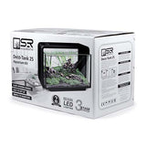 Deco Tank 25 Aquarium Kit | White