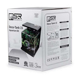 SR Aquaristik Deco Tank 15 Aquarium Kit Weathered Driftwood Aquascape (Options Available)