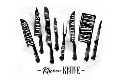 11 Types of Knives for Sale in the Market – Tips on How to Choose