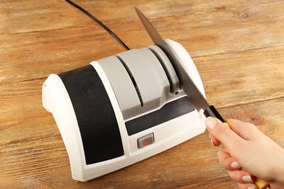 Electric Knife Sharpeners 101 – Everything You Need to Know