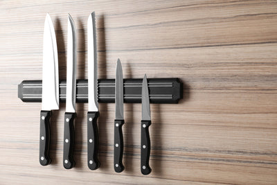Magnetic Knife Holders 101 – Features, Tips & Recommendations