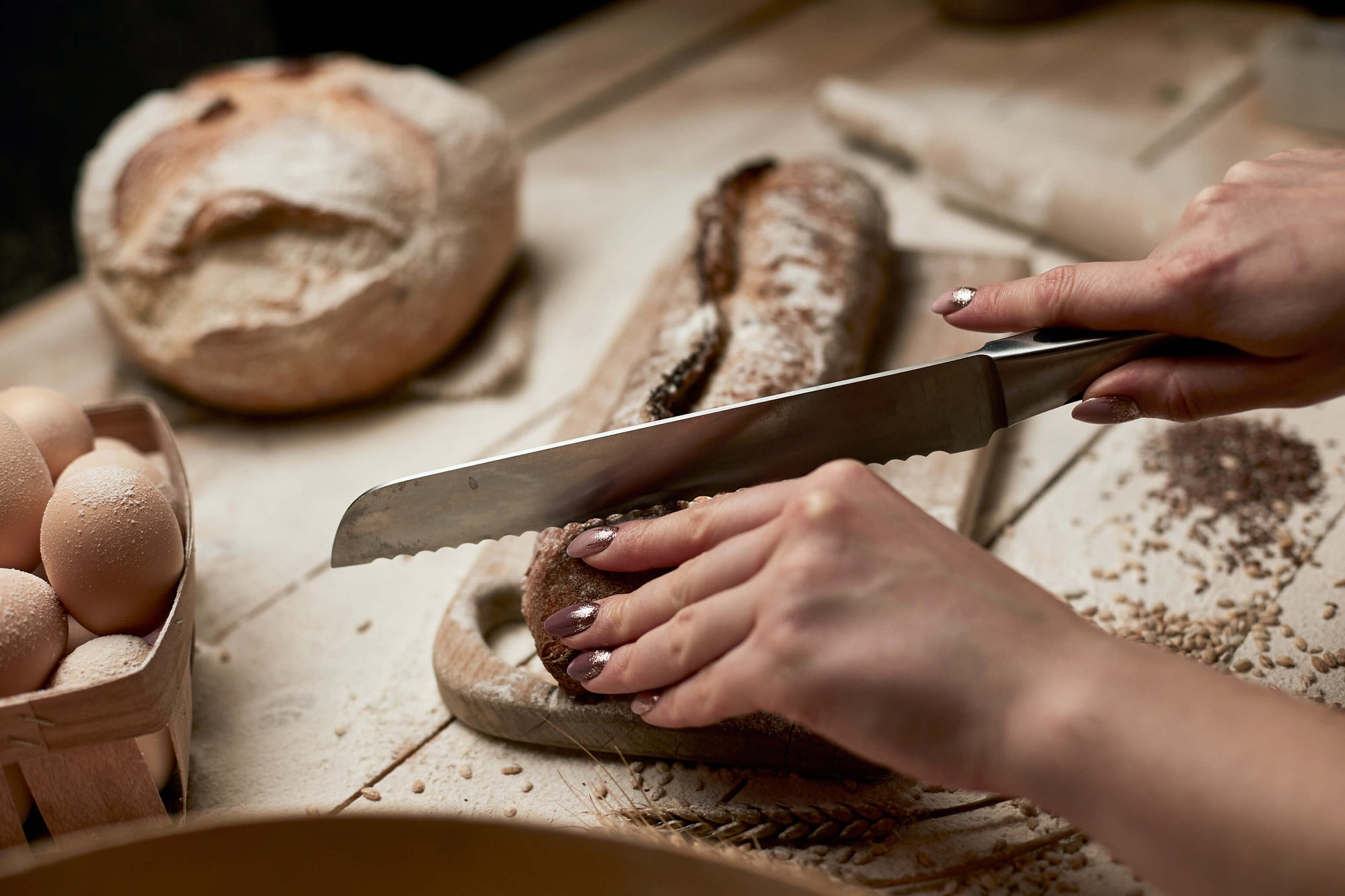 Best Bread Knife – Features & Recommendations