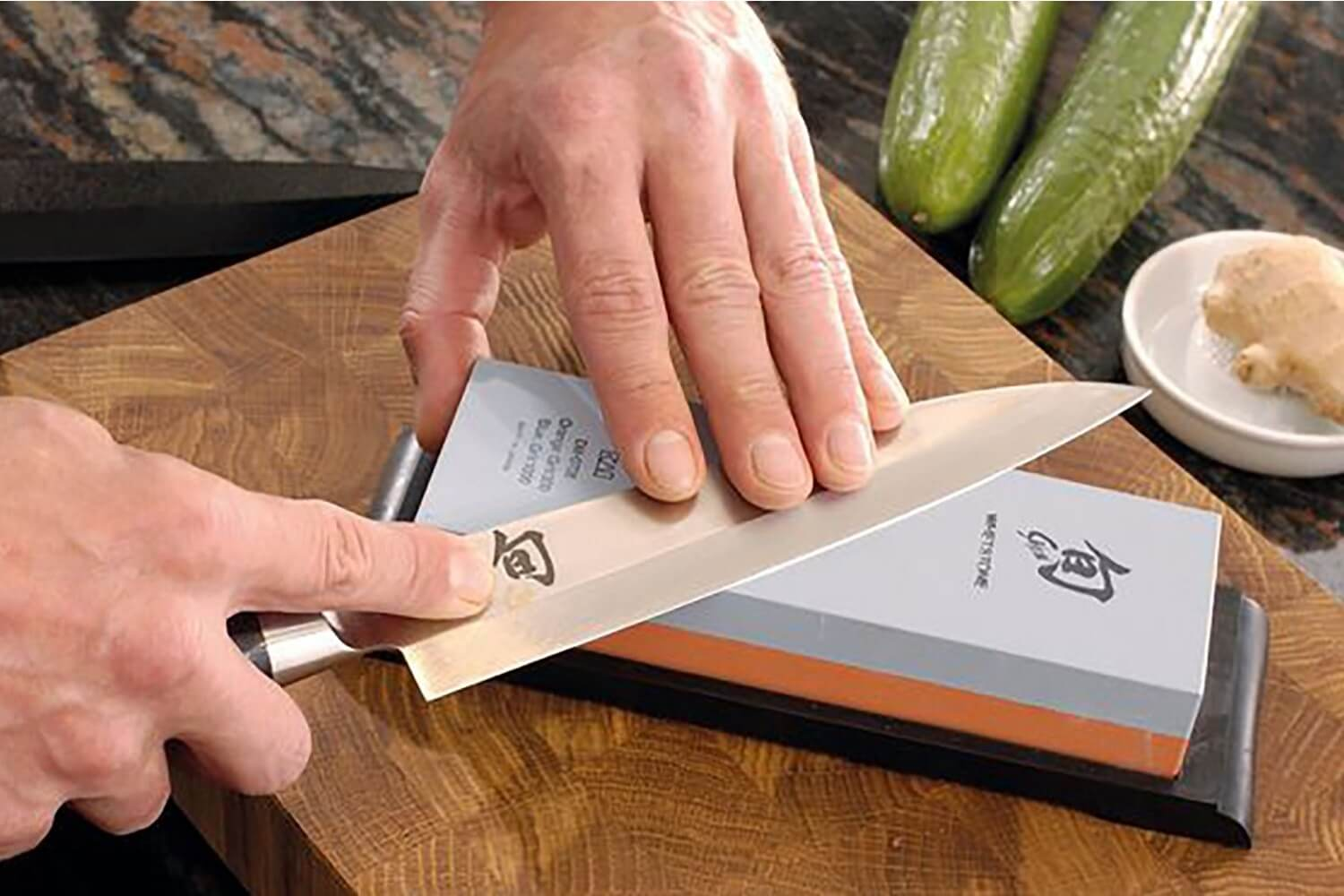 Honing and Sharpening Knives - The difference and why you need to do it?