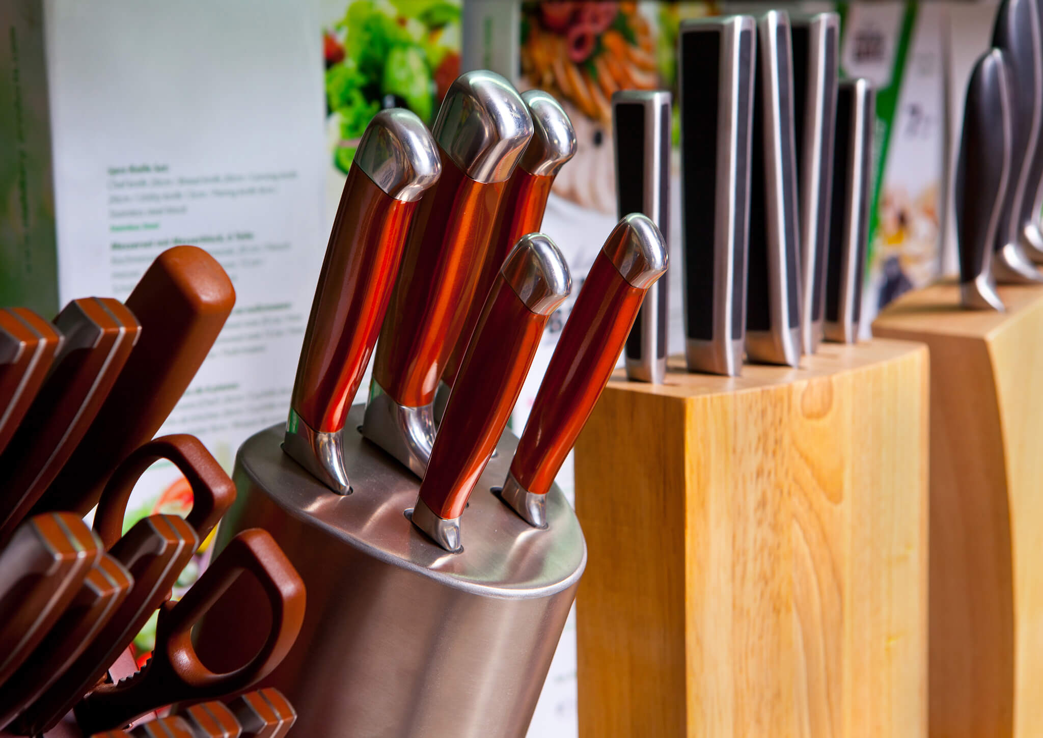Ultimate Guide for Choosing the right Knife Stand