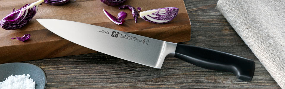ZWILLING J.A. Henckels Four Star Knives