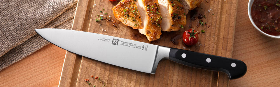 ZWILLING J.A. HENCKELS PRO 'S' Knives