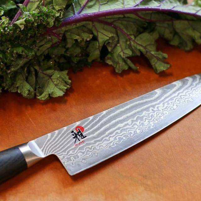 Miyabi 5000FCD Nakiri Vegetable Knife 17cm - House of Knives