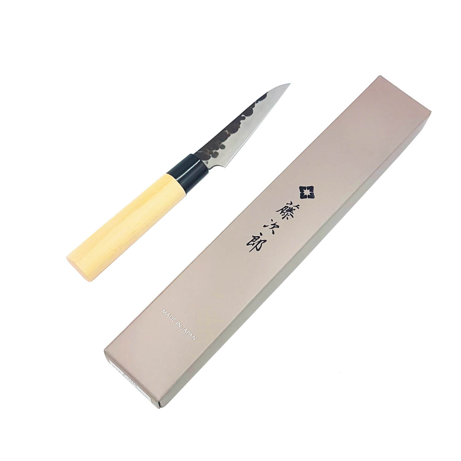 Tojiro Hammered Paring Knife 9cm - House of Knives