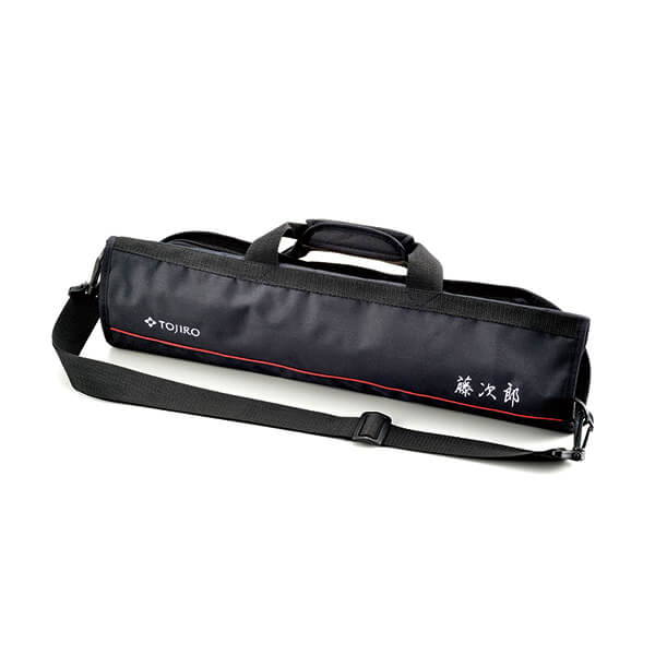 Tojiro Soft Knife Bag 8pc Empty (max Blade 300mm) - House of Knives