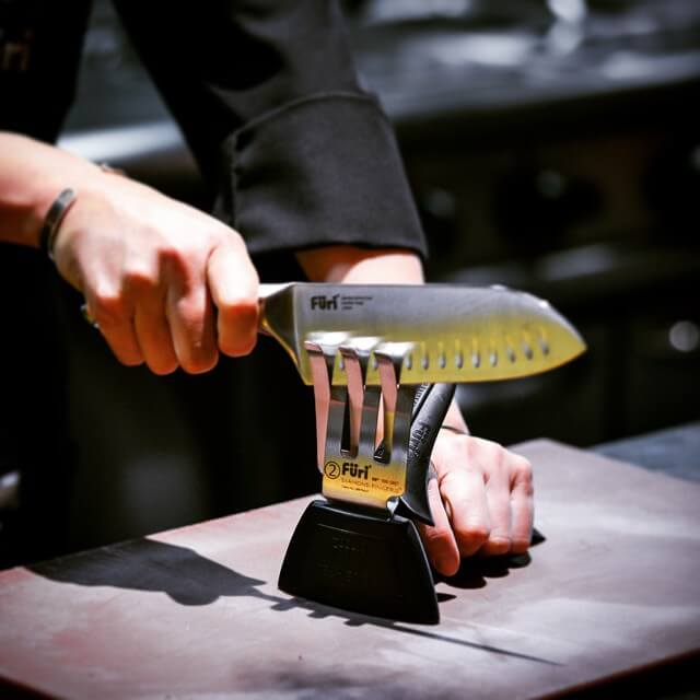 Furi Diamond Fingers™ Knife Sharpener - House of Knives