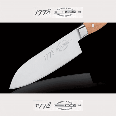 F. DICK 1778シリーズPlumwood三徳ナイフ17cm- House of Knives
