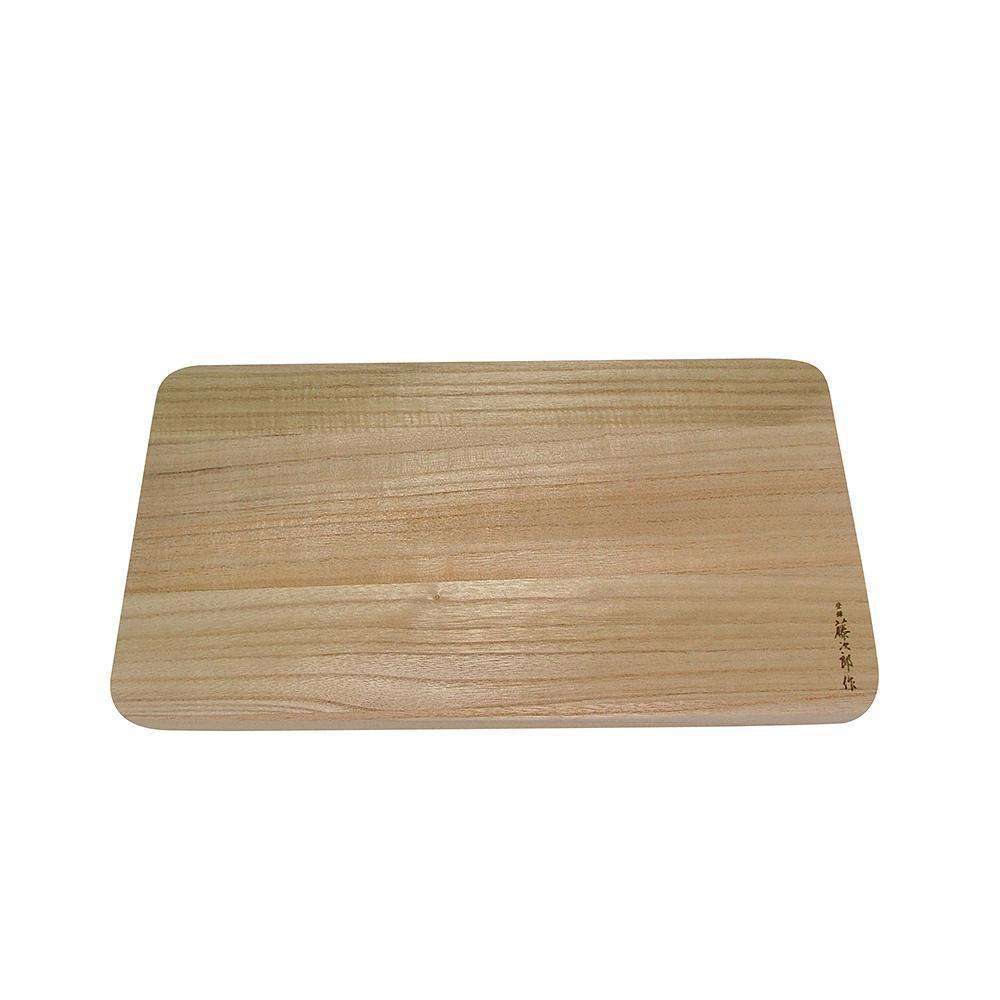 Tojiro Pro Kiri Wood Japanese Cutting Board Large - House of Knives