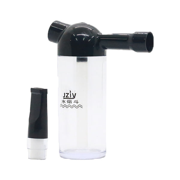 JZIY, CYLINDRICAL SHAPE W/ FILTER TOBACCO WATER PIPE