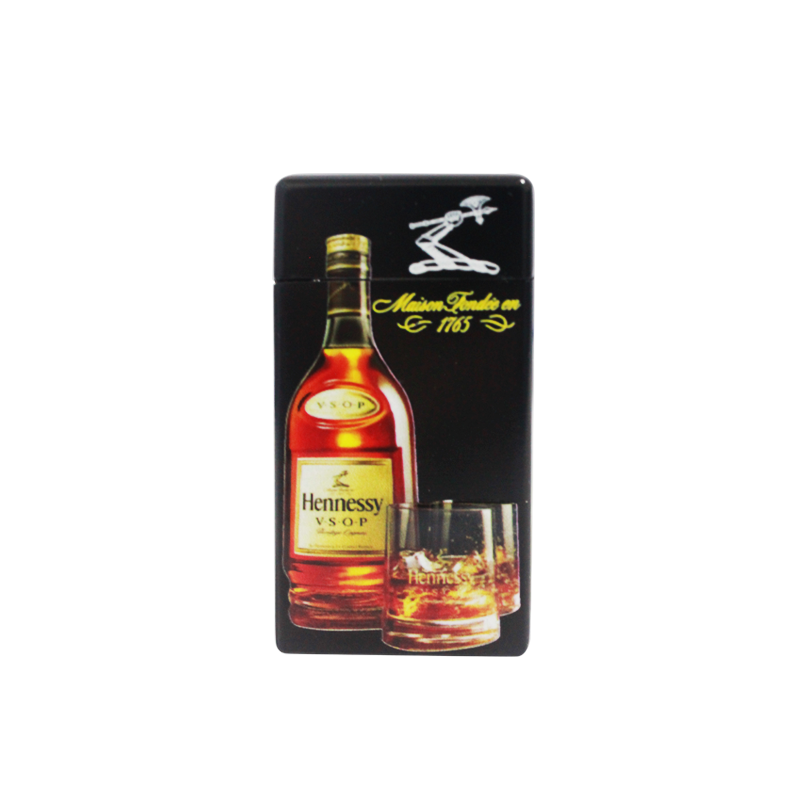 Torch 265 (Hennessy Vsop  2 glasses with bottle)