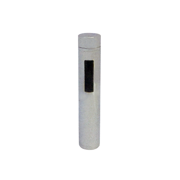 ELECTRIC CURRENT RECHARGEABLE LIGHTER 39 (SILVER)