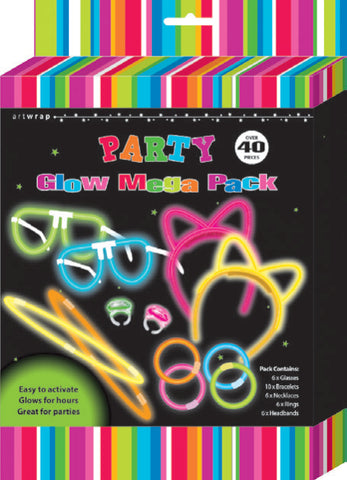 Party Glow Mega Pack