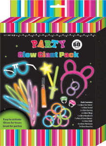 Party Glow Giant Pack