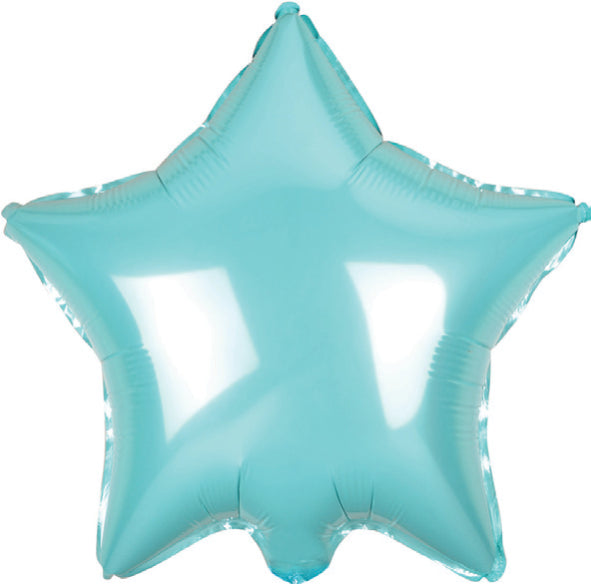 Large Star Shaped Helium Balloons 45cm