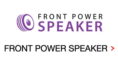 Front Power Speaker