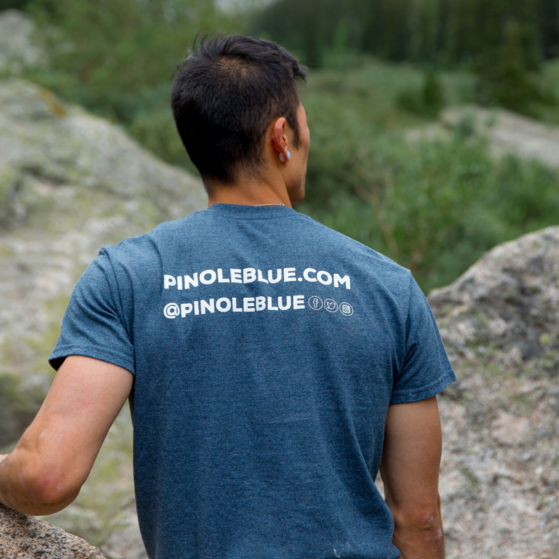 Pinole Blue T-shirt - Pinole Blue