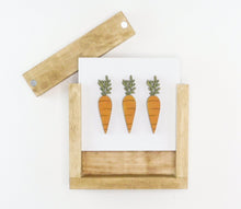 Load image into Gallery viewer, Carrots | DIY Insert Kit | 6x6 (Size A)