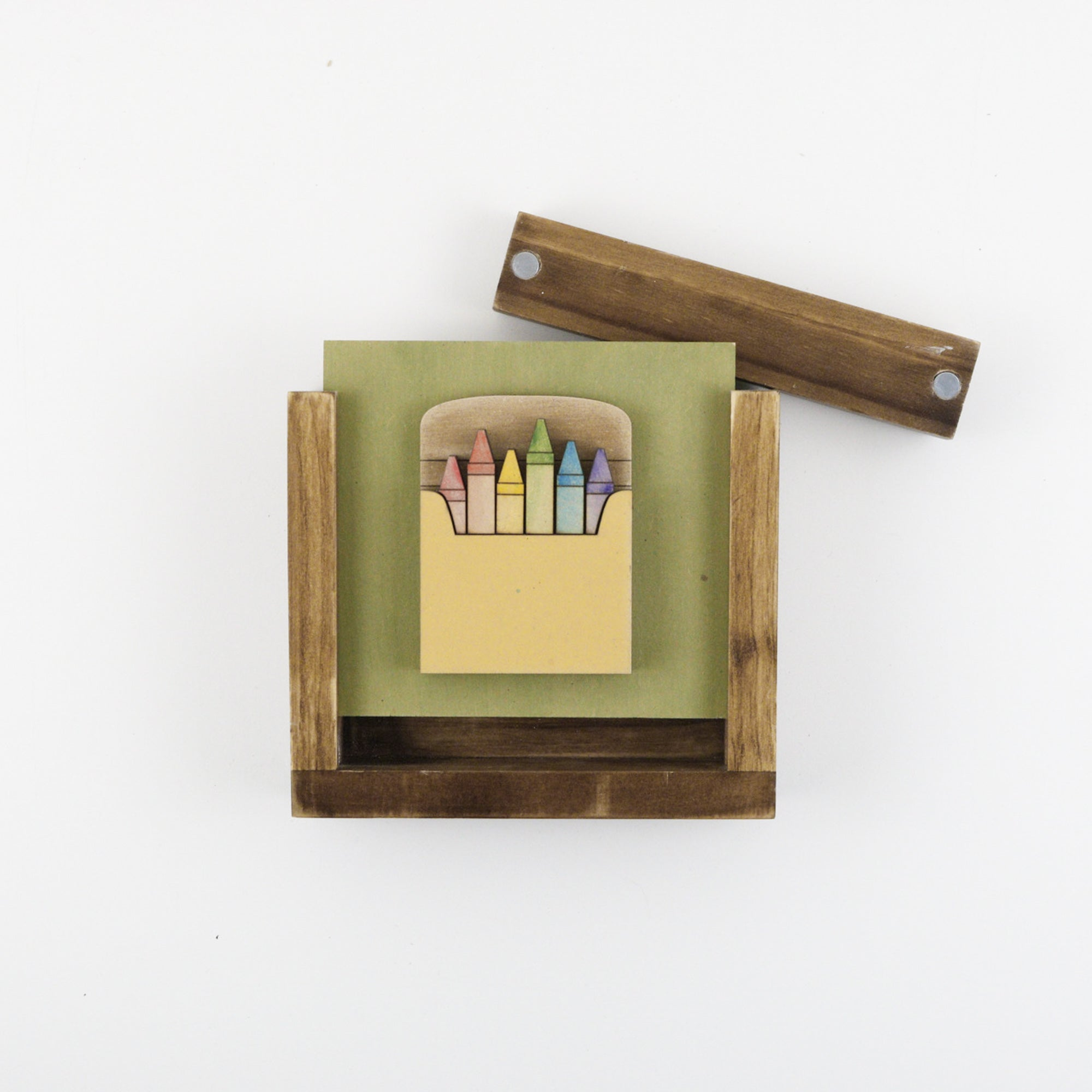 Crayons | DIY Insert Kit | Size A