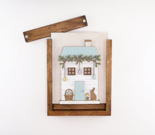 Load image into Gallery viewer, Easter Cottage | DIY Insert Kit | 8x10 (Size B)
