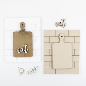 Eat + Breadboard | DIY Insert Kit | Size B