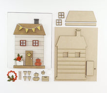 Load image into Gallery viewer, Fall Cottage | DIY Insert Kit | 8x10 (Size B)