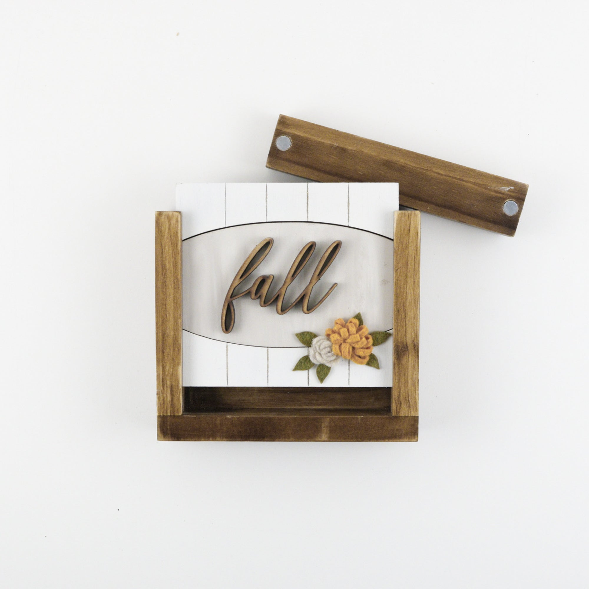 Fall Floral | DIY Insert Kit | Size A