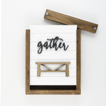 Gather + Table | DIY Insert Kit | Size B