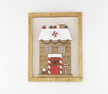 Load image into Gallery viewer, Gingerbread Cottage | DIY Insert Kit | 8x10 (Size B)